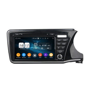 Klyde Touchscreen-DVD-Radio für CITY 2018